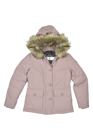 SHORTJET-Short Parka Taslon 100% nylon