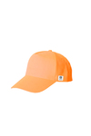 Baseball Fluo Cap 5 Pannelli 100% Poliestere