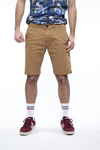 SKIPPER-Short chino twill stretch g.dye 98%co-2%el