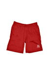 MARSJR-Short in felpa stretch 100% cotone