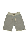 RUSH-Pant.corto felpa french t. 70%co-30%pol 240g